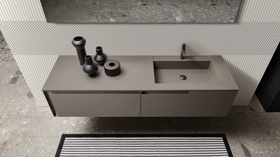 Le Collezioni Sistemi Di Arredo Bagno Dal Design Minimal